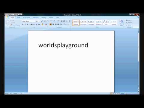 How to convert Microsoft Word, Excel and Power point 2007 to 1997 or 2003