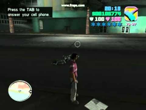 CHOPPER BIKE IN GTA VICE CITY