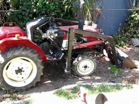 Excavator final drive gear oil change - Yanmar Mini Excavator