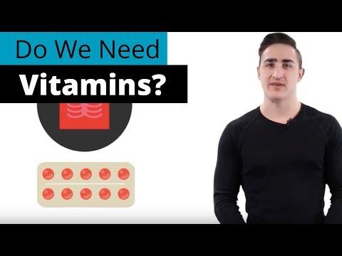 Do We Need Vitamins?