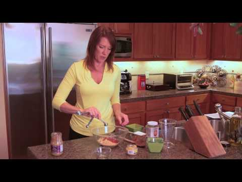 How to Make Delicious Soy Protein Burgers : How to Cook to Stay Healthy & Fit
