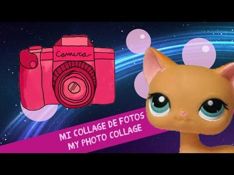 LPS-MY PHOTO COLLAGE/MY COLLAGE DE FOTOS