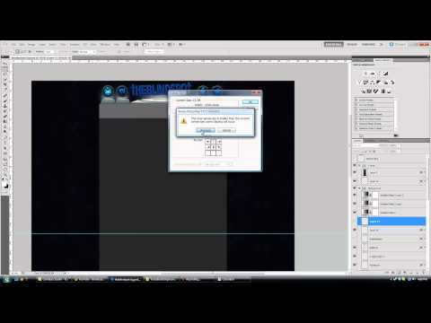Photoshop Tutorials - Ep. 1 - How to make files smaller