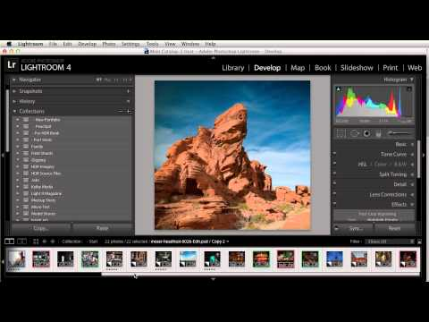 Creating a Google Plus Scrapbook Banner in Lightroom and Photoshop