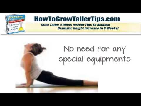 Grow Taller 4 Idiots # 1