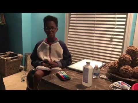 Tristan's DIY Tie-dye paper