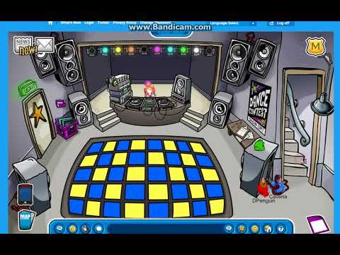 Club Penguin Rewritten Part 58 Waddle on Party!