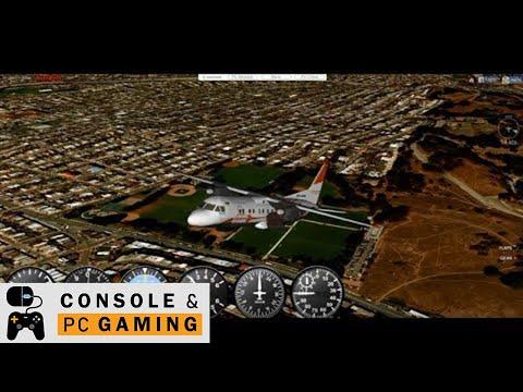 Flight Simulator - A free quality flight simulation game for PC