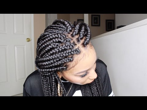 This Braided Wig Tho| Ft. Anne Elise Hair & Wigs