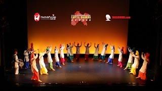 'Jhoomer' exhibition by Vasda Punjab & Nachda Sansaar Bhangra Club at Capital Bhangra 2015
