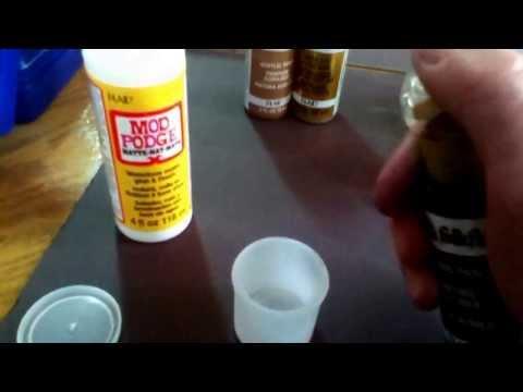 Airbrushing acrylic part 2 :-)