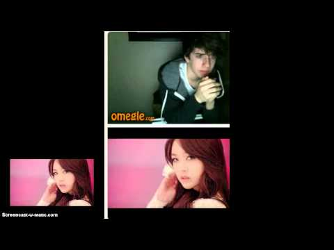 React To Kpop On Omegle ( Girls Day - Something )