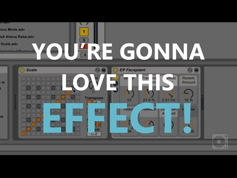 Producer Tips: Scale Effect in Ableton