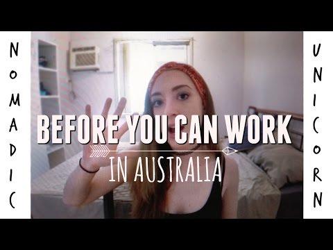 Working In Australia- Working Holiday Visa