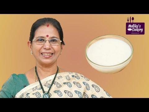 Probiotic Fenugreek Porridge | Mallika Badrinath | Health Drink