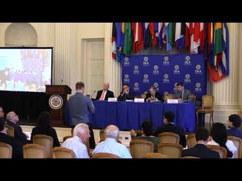 OAS Panel on Venezuela Grilled by Max Blumenthal on Hypocrisy, Bias