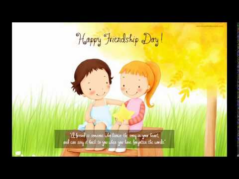 Best Happy Friendship Day Song with Images