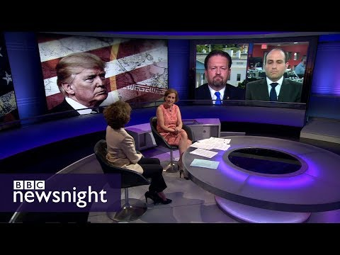 Trump withdraws from Iran nuclear deal - BBC Newsnight