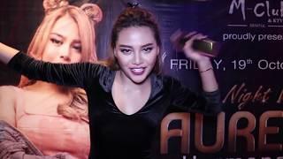 AUREL HERMANSYAH, JADI DJ GIRL TER-HOT DI SENTUL
