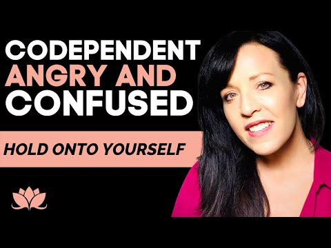 Codependents Stuff Their Feelings and Are Secretly Angry and Full of Resentment