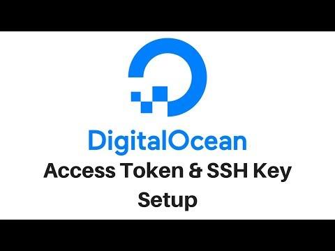 Terraform Basics 2: DigitalOcean API Key, SSH Key, and Terraform Setup