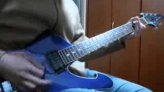 Stay Together / MR.BIG - Copy play ※ Ibanez PGM600 借り物のギターです