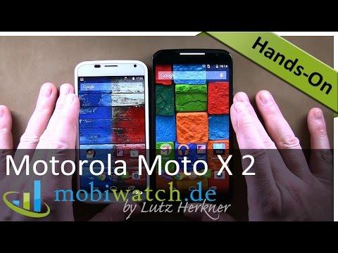Das neue Motorola Moto X 2 im detaillierten Video-Test