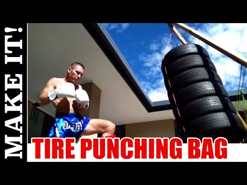 How to Make a Punching Bag