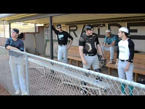 Reagan High School Baseball Team (live from the dugout)