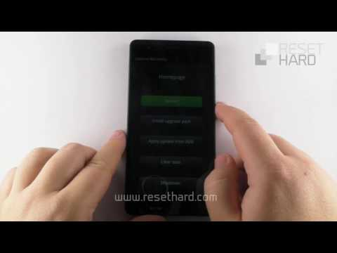 How To Hard Reset Lenovo Vibe K5 Note