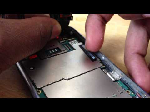 iPhone 3GS boot without battery test