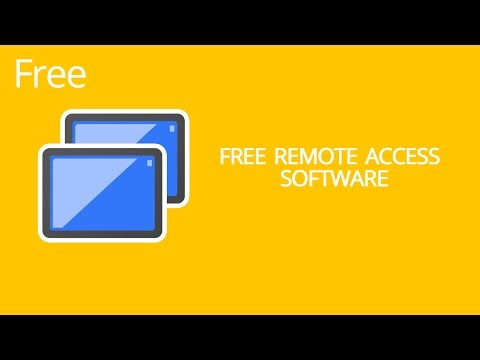 Free Remote Access Software / Access To Your Computer From Anywhere