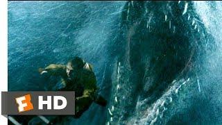 Download Jurassic World: Fallen Kingdom (2018) - Mosasaurus Attack Scene (1/10) | Movieclips Video