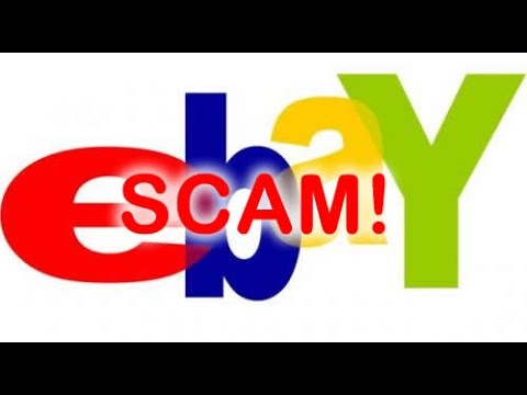 The Biggest Ebay Scam EVER!!  AND how to prevent it!