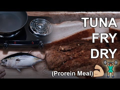 Tuna Fry Dry - Protein Meal for Bodybuilders
