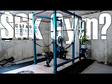 Cost of a Home Gym?