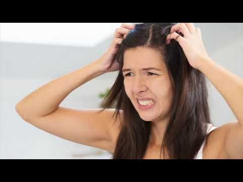 Warm Compress Helps To  Treat Scabs On The Scalp -  How To Use