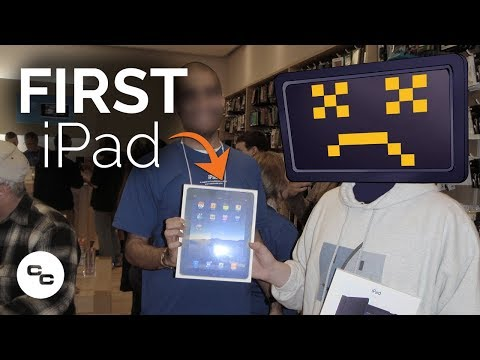Exploring One of the First iPads Ever Sold - Krazy Ken's Tech Misadventures