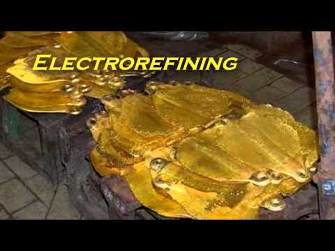 How to Refine Precious Metals - Electrolysis: Hydrometallurgy Part 4