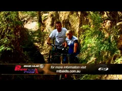 MTB Skills - Steep Riding