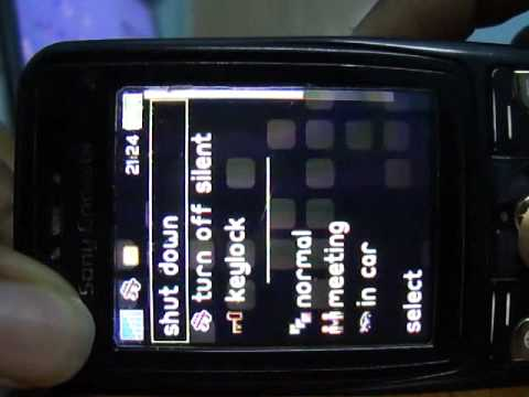 flashing sony ericsson(k530i)