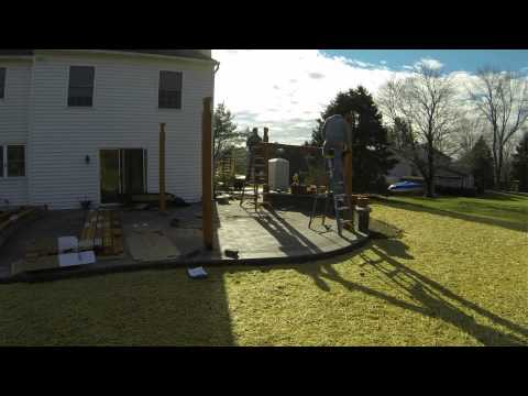 Paver Patio and Pergola Installation in Downingtown PA