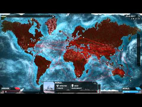 Plague Inc: Evolved - How To Get All Genes Less Than A Minute