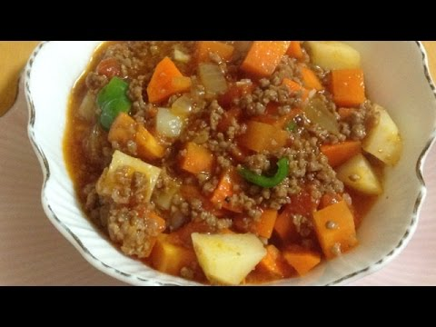 Prepare Easy Ground Beef Stew - DIY Food & Drinks - Guidecentral