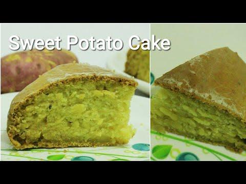 Sweet potato Cake - Cake recipe - Sweet Potato recipe