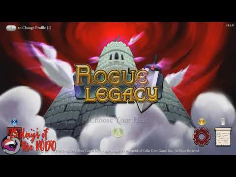 Rogue Legacy AKA Death Simulator | Day 21 of the 25 Days of the KODO