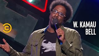 Losing Your Mixed-Race Kid at the Playground - W. Kamau Bell