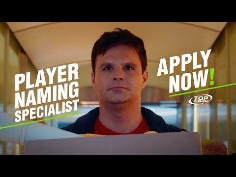 Player Naming Specialist - April Fools 2018 | Top Eleven
