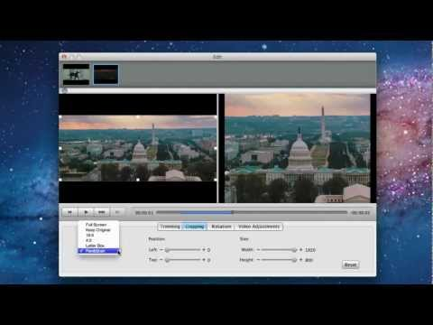 How to Convert and Import WMV Files to iMovie on Mac
