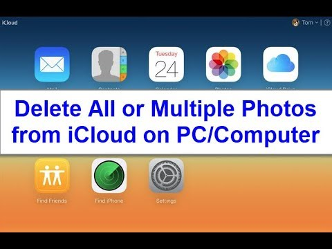 How to Delete All Photos from iCloud on PC/Computer/iPhone/iPad?